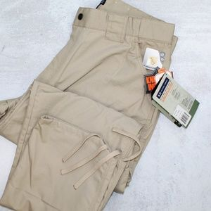 NWT 5.11 TDU Tactical Khaki Pants Men's Size XL